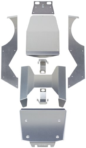 Aluminum Axial Wraith Body Panel Kit