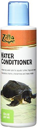 Zilla Reptile Terrarium Aquatic Water Conditioner, 8-Ounce