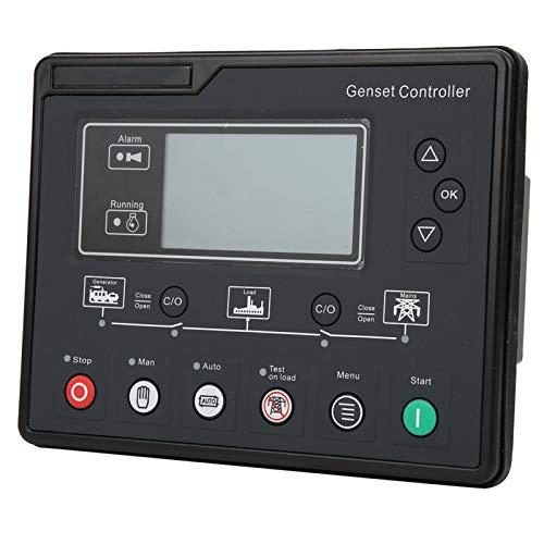 Controlador de Grupo electrógeno electrónico de 0,5 a 70 V Controlador de...