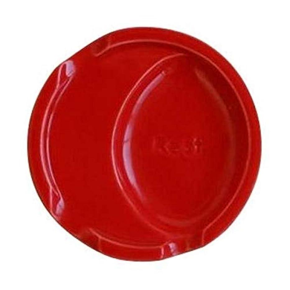 箸休め  レッド 赤 HA-RE  箸置き スプーンレスト 薬味入れ 醤油入れ 漬物入れ 箸置き おしゃれ 箸置き 小皿 小皿兼用箸置き カトラリーレスト 醤油皿  豆皿 薬味皿