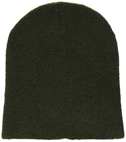 Preisvergleich Produktbild PIECES Damen Pckimmie Wool Hood Noos Schal,  Grün(Forest NightForest Night),  One Size