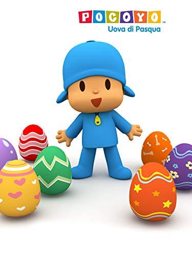 Pocoyo: Uova di Pasqua