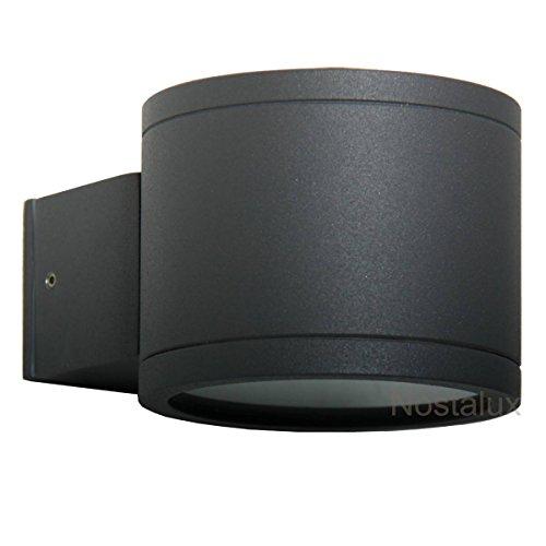 SK Optica S wandlamp, antraciet