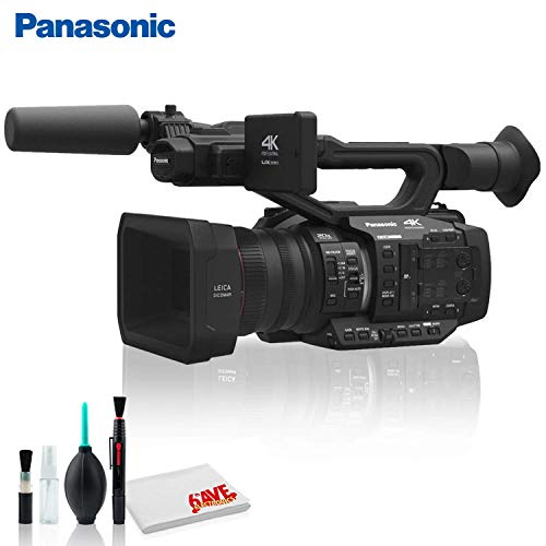 Amazing Deal Panasonic AG-UX180 4K Premium Professional Camcorder - Basic Kit