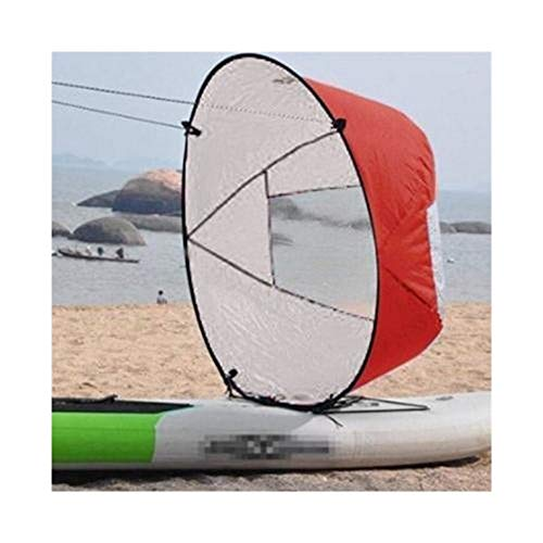 WULE-RYP Deportes acuáticos Shortboard Beach Ruedas Blandas del Cuerpo Inflable Boogie Board Standup Paddle Surf Paddleboard Tabla de Surf Bolsa de Padel Stand Up Accesorios Surf (Color : Red)