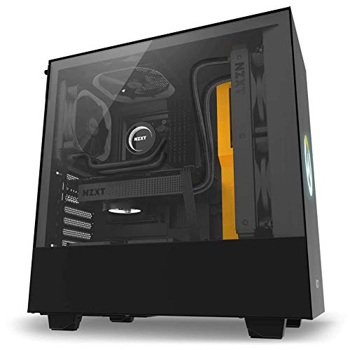 Caja Semitorre NZXT H500 Overwatch