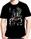 Yoomerty Broly Dragon yong1215 Short Sleeve T-Shirt for Mens XX-Large