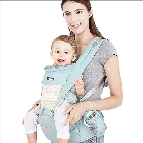 JUNJP Asiento de Cadera para bebé, Taburete de Cintura,