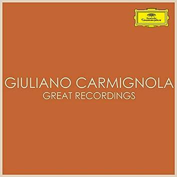 Giuliano Carmignola - Great Recordings