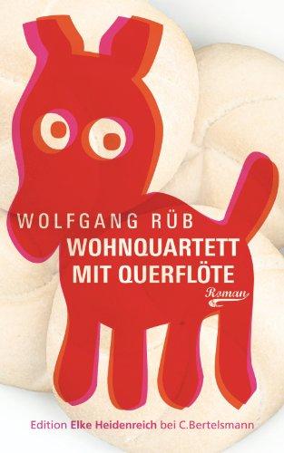 Wohnquartett mit Querflöte: Roman