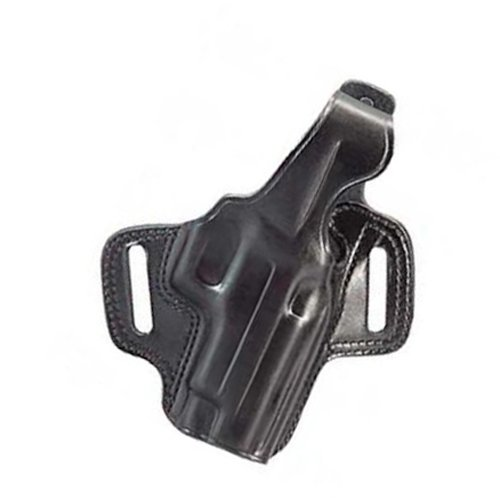 Galco Fletch High Ride Belt Holster for Sig-Sauer P226, P220 (Black, Right-Hand)