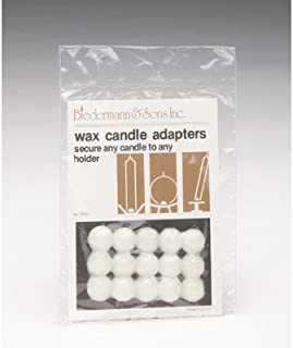 Biedermann & Sons Wax Dots Candle Adapter (Set of 30) [Set of 3]