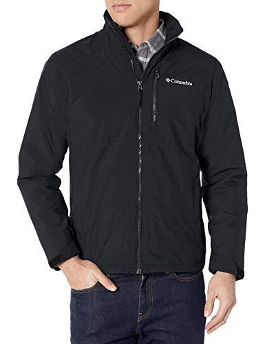 Columbia Men's Utilizer Jacket, Black 2, Large