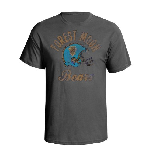 Jonny cotton Forest Moon Bears Football Mens Movie Inspired Inspiré du Film t Shirt