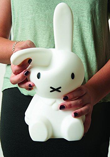 Mr.Maria miffy first light xs klein 30cm, silikon hasen leuchte anel rabbit lamp nijntje mr maria LED