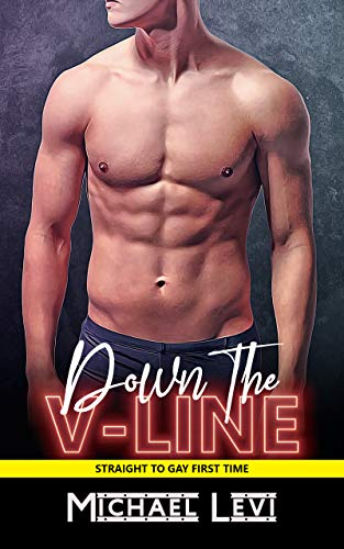Down the V-Line: A Straight to Gay MM Story (Dirty Fantasies Book 4) (English Edition)