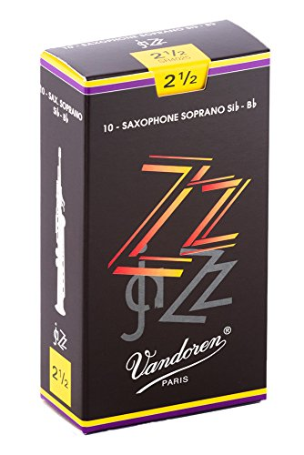 Vandoren ZZ Saxophon Sopran 2,5