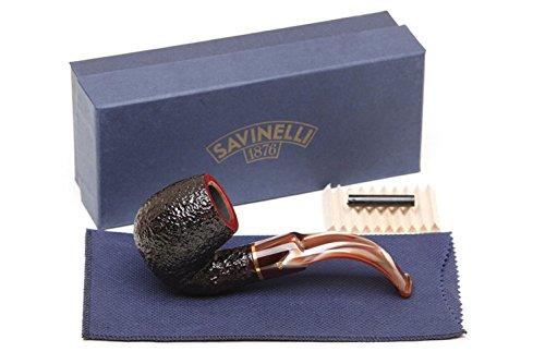 Savinelli 614 - Pipas de tabaco italiano para ahumar