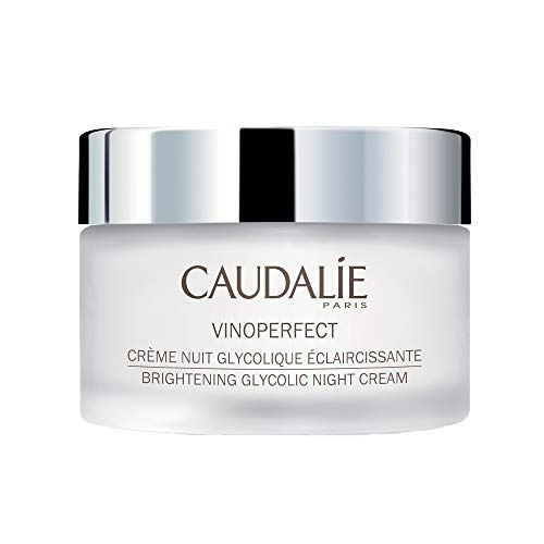 Caudalie Vinoperfect Brightening Glycolic Overnight Cream, 1.7 Ounce