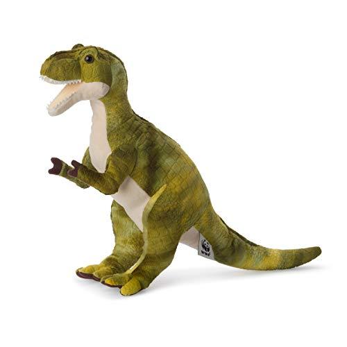 WWF Plüsch WWF00736, WWF T-Rex, stehend (47cm), realistisch, Super weiches, lebensecht gestaltetes Plüschtier zum Knuddeln und Liebhaben, Handwäsche möglich