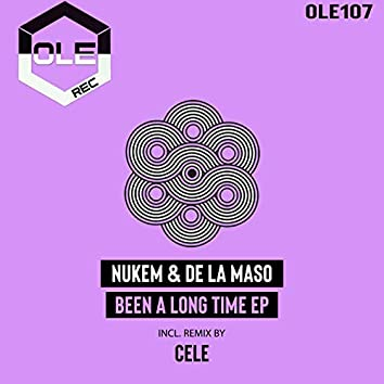 Been A Long Time EP