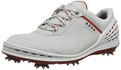ECCO eccoecco Men 's Golf Cage Herren Golf-Schuhe 45 Grau/Schwarz