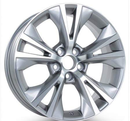 New 18 inch Replacement Alloy Wheel Rim compatible with Toyota Highlander 2014-2019 75162