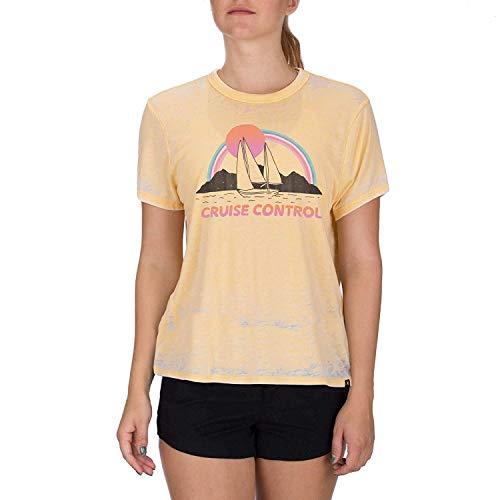 Hurley dames t-shirt W Cruise Control Burnout Tee