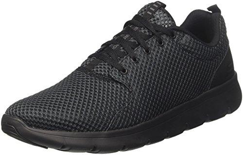 Skechers Herren Marauder Sneaker, Schwarz (Black), 45 EU