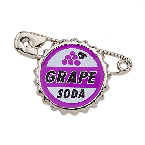 Disney Pixar's Up Grape Soda Bottlecap Pin