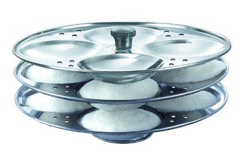 Prestige Idli Plates, 3x19.5 cm