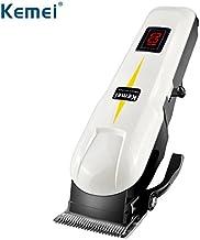 Kemei Km-809 Professional Rechargeable Cum Electric Hair Clipper Gromming Set For Men, Women (Mutlicolor) (Multi)