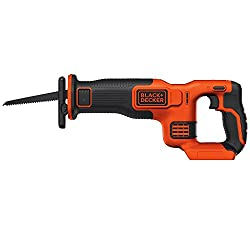 Picture of Black and decker reciprocating saw 20v