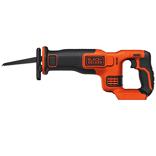 BLACK+DECKER™ 20V Max* Reciprocating Saw (Bare Tool)- Orange
