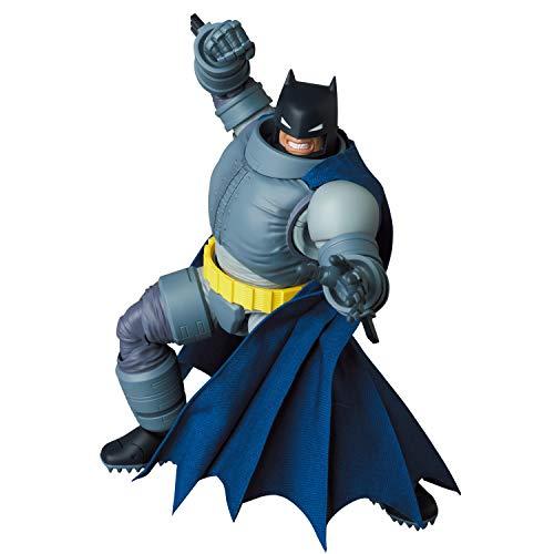 メディコム・トイ MAFEX マフェックス No.146 ARMORED BATMAN アーマード バットマン The Dark Knight Returns 全高約160mm 塗装済み アクションフィギュア