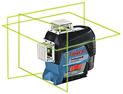 Bosch 360? Connected Three-Plane Leveling and Alignment-Line Laser