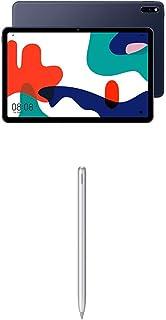【純正ペンセット】HUAWEI MatePad 10.4 タブレット 2021年モデル Wi-Fi6 2Kディスプレイ Harman Kardonチューニング クアッドスピーカー RAM4GB/ROM64GB ミッドナイトグレー