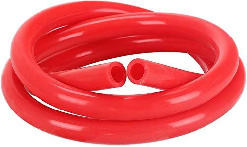 Tubo universale in silicone per tutte le narghilè da 150 cm circa colore rosso