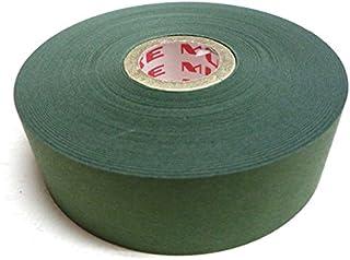 ミューズ 水貼りテープ 緑 50mm 35メーター巻