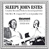 Complete Recorded Works in Chronological Order Vol. 2: 2 August 1937 to 24 Se...