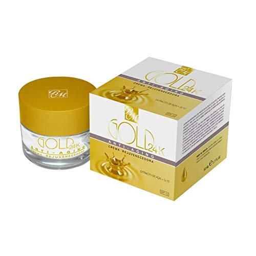 Beauté Mediterranea Gold 24K Crema Anti Edad - 50 ml