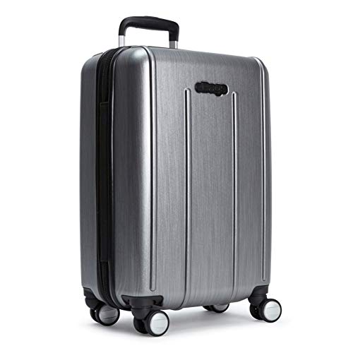 eBags EXO 3.0 EXP Hardside Carry-on Spinner (Brushed Graphite)