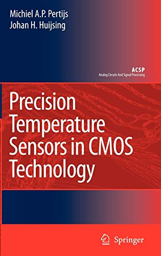 Precision Temperature Sensors in CMOS Technology (Analog Circuits and Signal Processing) ~ TOP Books