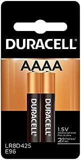 Duracell MX2500B2PK Ultra Photo AAAA Battery, 2/PK