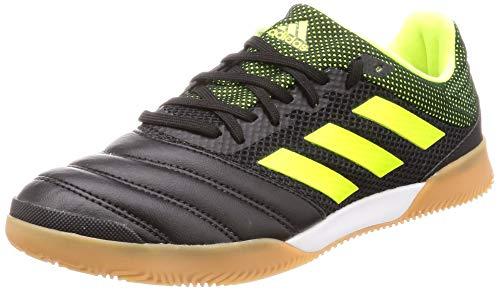 Adidas Copa 19.3 In Sala, Botas de fútbol Hombre, Multicolor (Negbás/Amasol/Gumm1 000), 42 EU