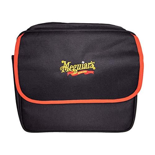 MEGUIAR'S ST015 Meguiars Kit Bag-Bolsa 24x30x30cm (excl. Productos), Negro