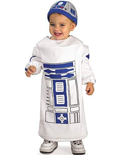 Rubies Disfraz de R2D2 Star Wars beb