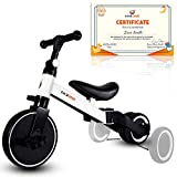 KH2ONE 5 in 1 Baby Balance Bike and Tricycle...