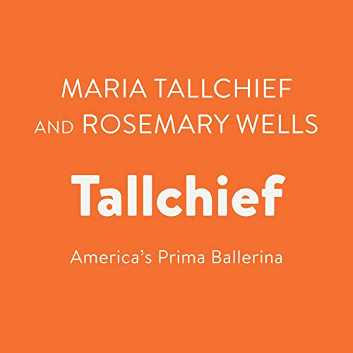 Tallchief audiobook cover art