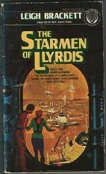 The Starmen of Llyrdis 0345284836 Book Cover